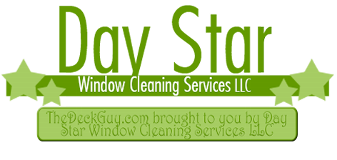 Logo, Day Star Window Cleaning Services LLC - Cleaning Service